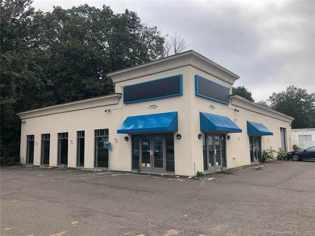 773 Bridgeport Avenue, Milford, CT 06460 (MLS #170342077) :: Carbutti & Co Realtors