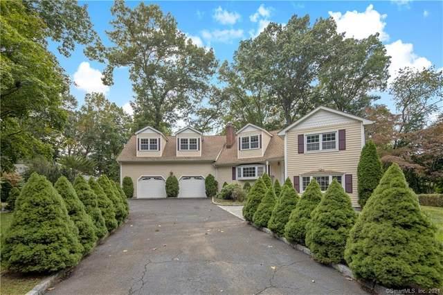 35 Archer Lane, Stamford, CT 06905 (MLS #170342120) :: Tim Dent Real Estate Group