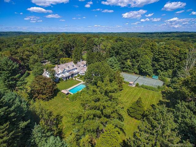 49 Lords Highway, Weston, CT 06883 (MLS #170342172) :: Frank Schiavone with William Raveis Real Estate