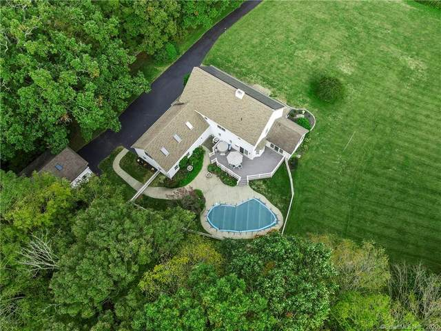 9 Sunrise Drive, Oxford, CT 06478 (MLS #170342296) :: Frank Schiavone with William Raveis Real Estate