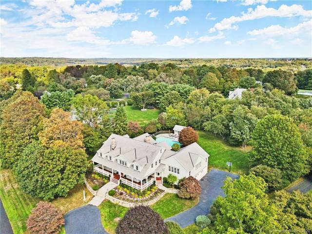 621 Warner Hill Road, Fairfield, CT 06890 (MLS #170342542) :: GEN Next Real Estate