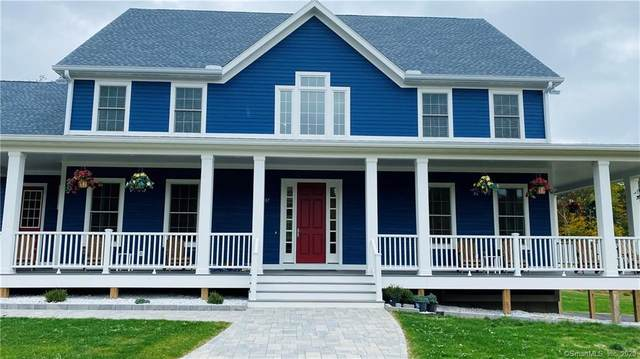 9 Thronebrook Way, Granby, CT 06090 (MLS #170342579) :: Michael & Associates Premium Properties | MAPP TEAM