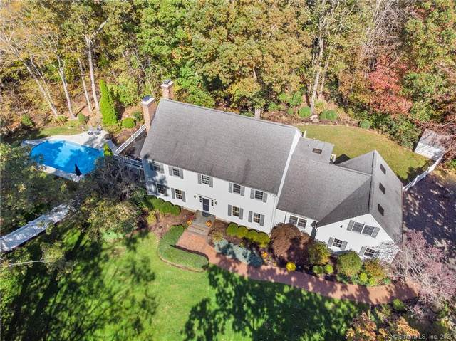 12 Woodland Place, Wilton, CT 06897 (MLS #170342874) :: Kendall Group Real Estate | Keller Williams