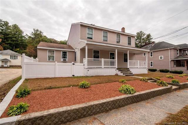 881 Riverside Drive, Thompson, CT 06255 (MLS #170342953) :: Kendall Group Real Estate | Keller Williams