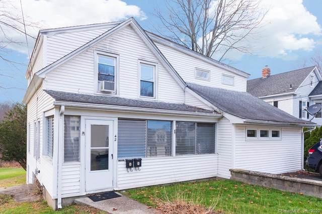 42 Jefferson Avenue, Danbury, CT 06810 (MLS #170342999) :: Tim Dent Real Estate Group