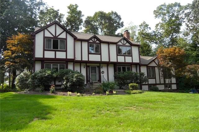2 Canfield Drive, Shelton, CT 06484 (MLS #170343604) :: GEN Next Real Estate