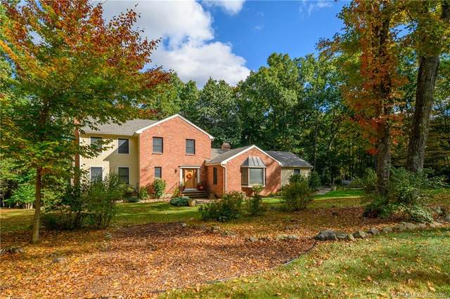 2 Sweetbriar Lane, Newtown, CT 06482 (MLS #170343828) :: Around Town Real Estate Team