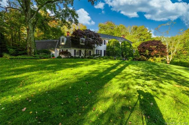 25 Deacons Lane, Wilton, CT 06897 (MLS #170344258) :: Galatas Real Estate Group