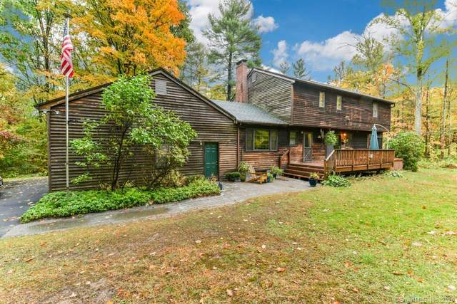 35 Eddy Road, Barkhamsted, CT 06063 (MLS #170344359) :: Michael & Associates Premium Properties | MAPP TEAM
