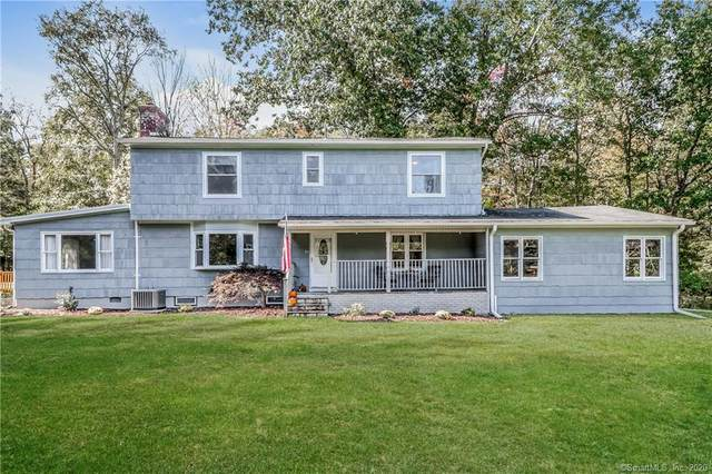 16 Hall Lane, New Milford, CT 06755 (MLS #170344609) :: Frank Schiavone with William Raveis Real Estate
