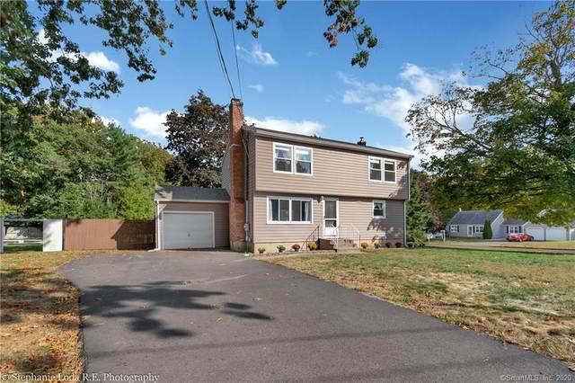 2 Elizabeth Court, Wallingford, CT 06492 (MLS #170344657) :: GEN Next Real Estate