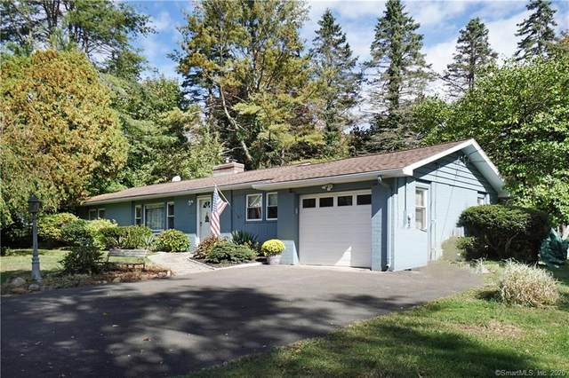 86 Woodland Drive, North Branford, CT 06472 (MLS #170344729) :: Team Phoenix