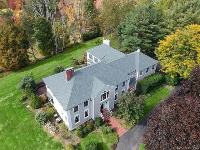 87 Carmel Hill Road, Woodbury, CT 06798 (MLS #170344829) :: Around Town Real Estate Team