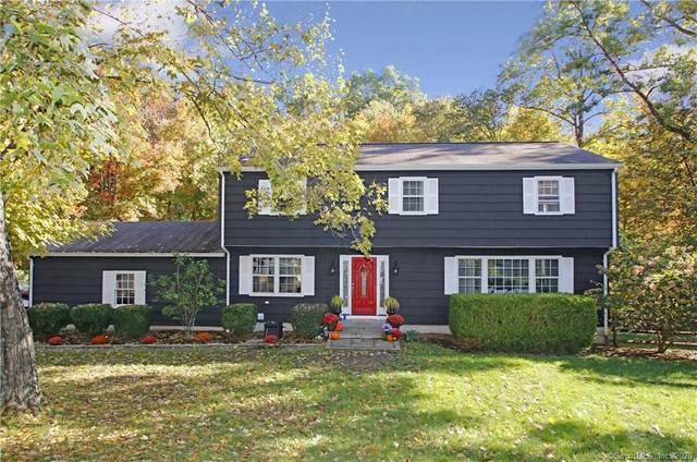 23 Cardinal Lane, Wilton, CT 06897 (MLS #170345025) :: Kendall Group Real Estate | Keller Williams