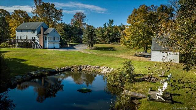107 Toddy Hill Road, Newtown, CT 06482 (MLS #170345738) :: Michael & Associates Premium Properties | MAPP TEAM