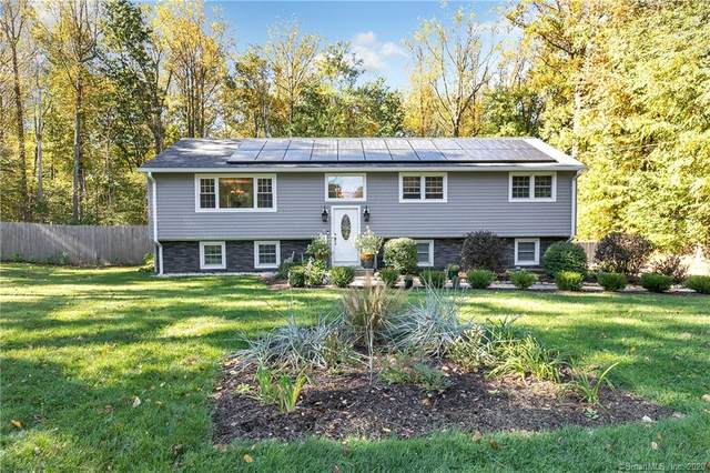 48 Fawn Hill Road, Shelton, CT 06484 (MLS #170345796) :: GEN Next Real Estate