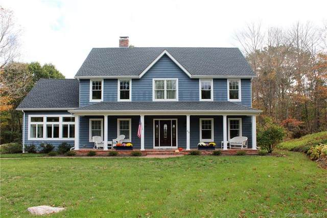 46 Wolf Neck Road, Stonington, CT 06378 (MLS #170345863) :: The Higgins Group - The CT Home Finder