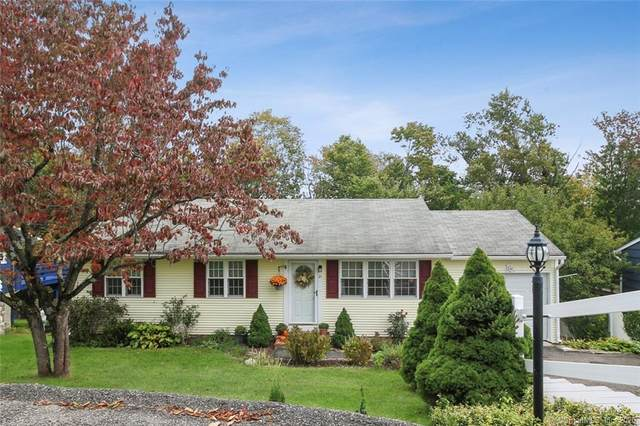 21 Clearview Drive, Brookfield, CT 06804 (MLS #170345865) :: GEN Next Real Estate