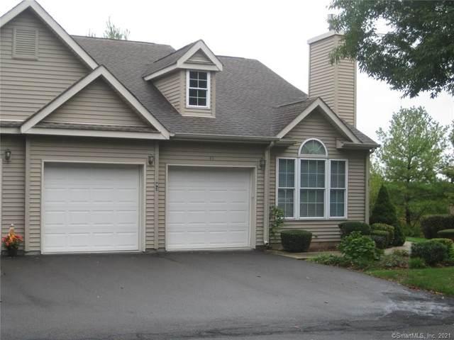 25 Hamden Hills Drive #43, Hamden, CT 06518 (MLS #170345974) :: Tim Dent Real Estate Group