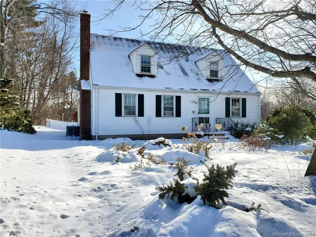 98 Prospect Street, Wethersfield, CT 06109 (MLS #170346090) :: Tim Dent Real Estate Group