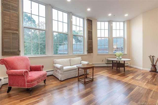 35 Bridge Street #210, Westport, CT 06880 (MLS #170346105) :: Kendall Group Real Estate | Keller Williams