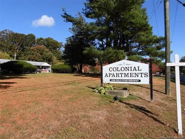 2350 Gold Star Highway, Groton, CT 06355 (MLS #170346145) :: GEN Next Real Estate