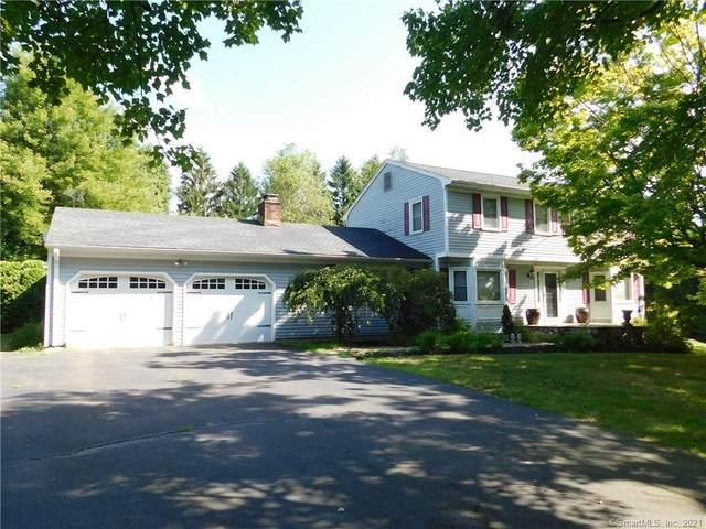 5 Deerfield Lane, Monroe, CT 06468 (MLS #170346411) :: Around Town Real Estate Team