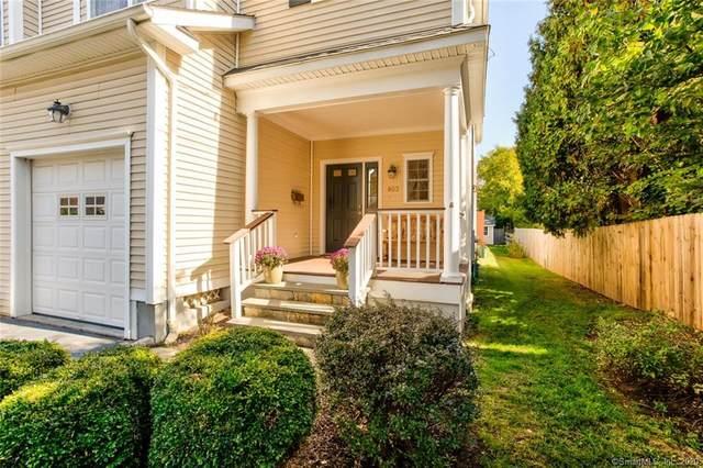 603 S Pine Creek Road #603, Fairfield, CT 06824 (MLS #170346470) :: GEN Next Real Estate