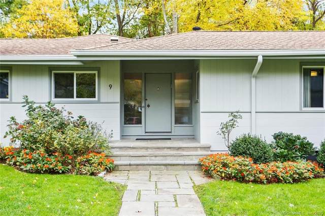 9 Curtis Terrace, Fairfield, CT 06825 (MLS #170346522) :: Frank Schiavone with William Raveis Real Estate