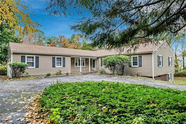 22 Obtuse Rocks Road, Brookfield, CT 06804 (MLS #170346566) :: Around Town Real Estate Team