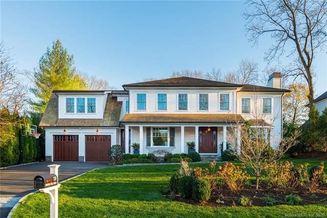 19 Weston Hill Road, Greenwich, CT 06878 (MLS #170346573) :: Around Town Real Estate Team