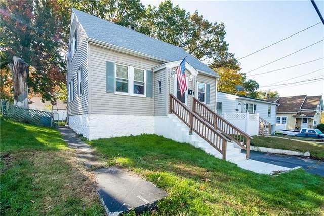 199 Fairfield Avenue, Waterbury, CT 06708 (MLS #170346605) :: Kendall Group Real Estate | Keller Williams