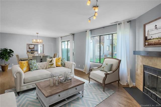 27 Lindstrom Road 1D, Stamford, CT 06902 (MLS #170346625) :: Kendall Group Real Estate | Keller Williams