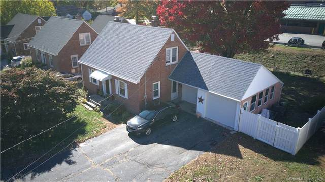 142 Amherst Street, Torrington, CT 06790 (MLS #170346768) :: Frank Schiavone with William Raveis Real Estate