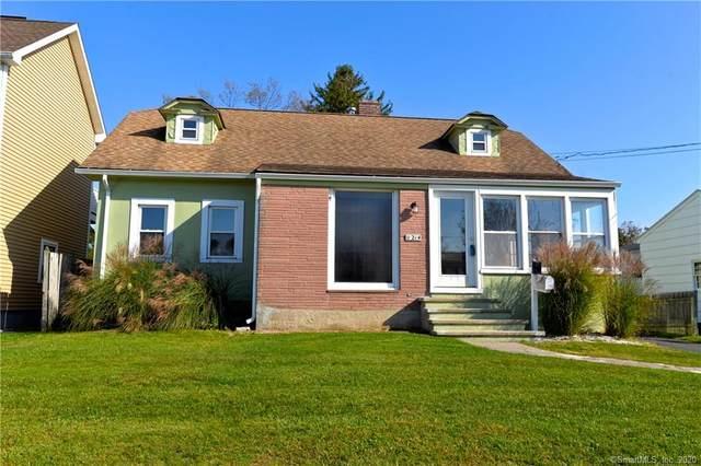 214 Washington Parkway, Stratford, CT 06615 (MLS #170346951) :: GEN Next Real Estate