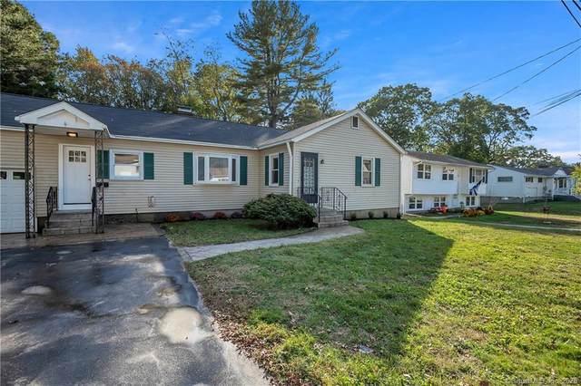119 Warner Street, Groton, CT 06340 (MLS #170347009) :: GEN Next Real Estate