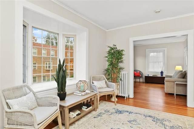 91 Rowsley Street #3, Bridgeport, CT 06605 (MLS #170347115) :: Frank Schiavone with William Raveis Real Estate