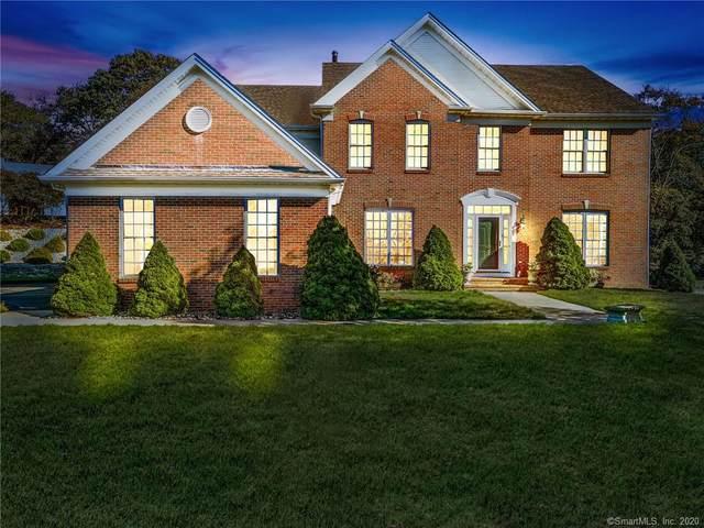 16 Crosswinds Drive, Groton, CT 06340 (MLS #170347432) :: Michael & Associates Premium Properties | MAPP TEAM