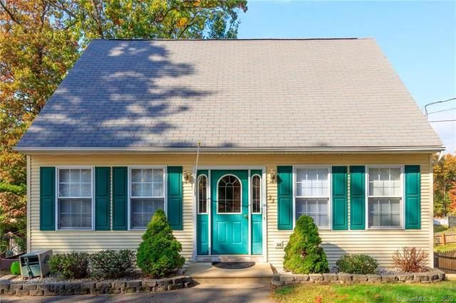 33 Jondot Drive, Enfield, CT 06082 (MLS #170347563) :: Michael & Associates Premium Properties | MAPP TEAM
