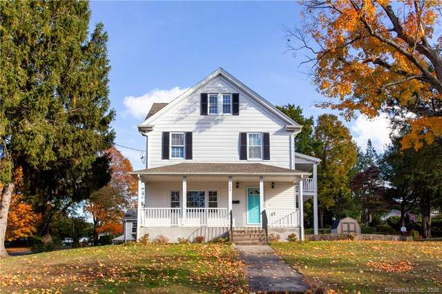 115 Clematis Avenue, Waterbury, CT 06708 (MLS #170347571) :: Frank Schiavone with William Raveis Real Estate