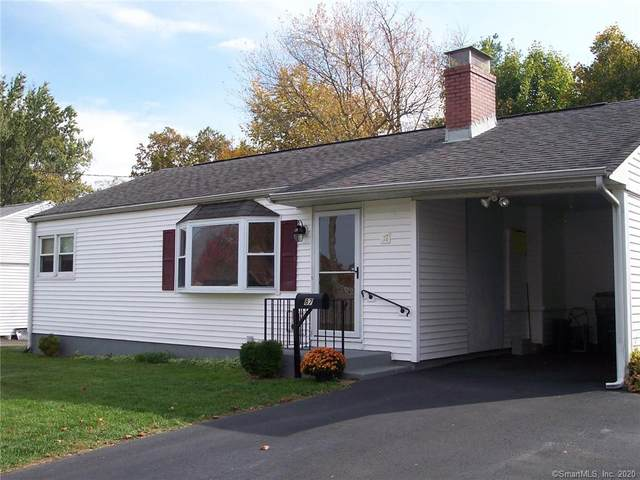 87 Crystal Street, Wethersfield, CT 06109 (MLS #170347639) :: Hergenrother Realty Group Connecticut