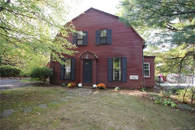 1089 Hill Street, Suffield, CT 06078 (MLS #170347661) :: Kendall Group Real Estate | Keller Williams