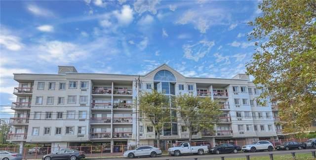 850 Atlantic Street #511, Bridgeport, CT 06604 (MLS #170347962) :: Kendall Group Real Estate | Keller Williams