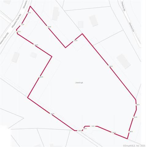 Lot 3 Wheelers Farm Road, Orange, CT 06477 (MLS #170348215) :: Around Town Real Estate Team
