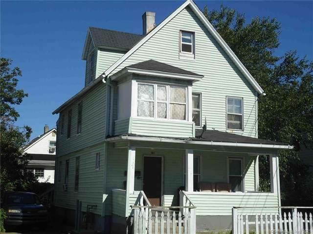 81 Stephen Street, Stamford, CT 06902 (MLS #170348679) :: GEN Next Real Estate