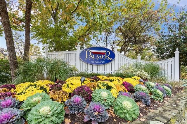 123 Harbor Drive #611, Stamford, CT 06902 (MLS #170348775) :: Mark Boyland Real Estate Team