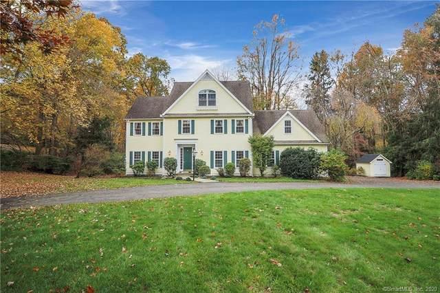 1 N Wind Lane, Wilton, CT 06897 (MLS #170348974) :: Mark Boyland Real Estate Team