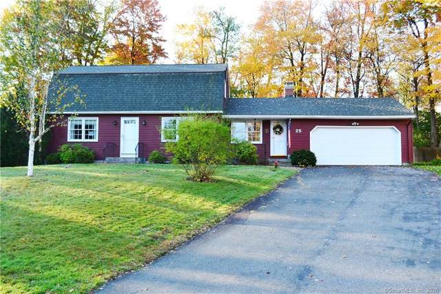 25 Bayberry Circle, Windsor, CT 06095 (MLS #170349081) :: Michael & Associates Premium Properties | MAPP TEAM