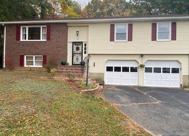 66 Sunnyfield Drive, Windsor, CT 06095 (MLS #170349094) :: Around Town Real Estate Team