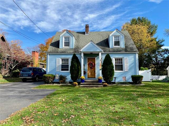 33 Maple Avenue, Meriden, CT 06450 (MLS #170349160) :: Michael & Associates Premium Properties | MAPP TEAM